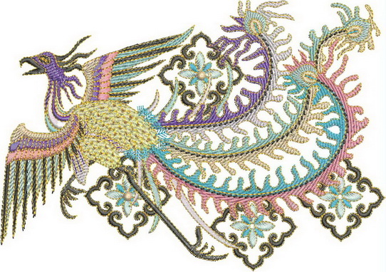 Bejing Machine Embroidery Designs