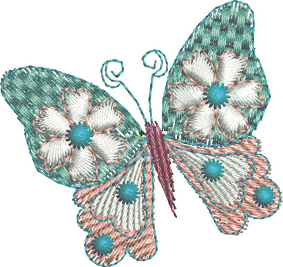 Free Machine Embroidery Design Fiji