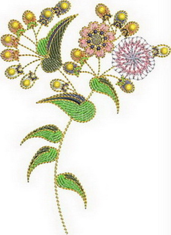 Tender Heart Machine Embroidery Designs