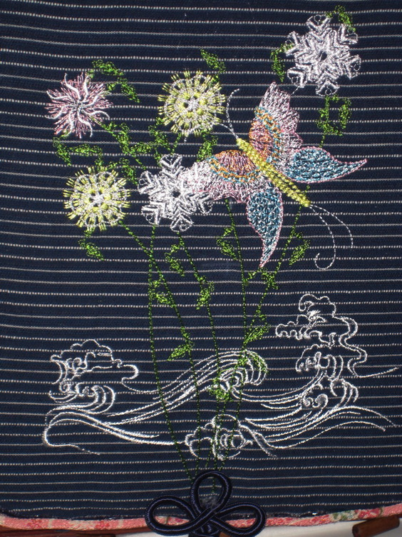 Waters of Spring Machine Embroidery Designs by Stitchingart. Box.