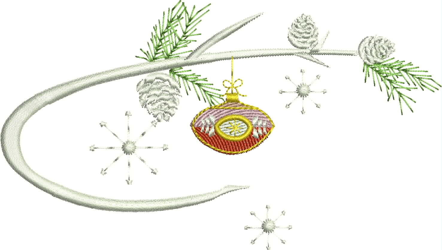 Christmas 2015 machine embroidery designs