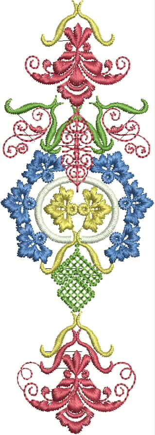 Nordic Delight Machine Embroidery Designs