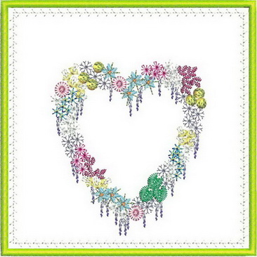 Rustic Charm Machine Embroidery Designs