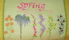 Blooming Lovely Machine Embroidery Design Instructions