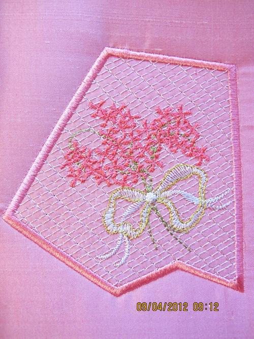 Crazy Patch No. 2 Machine Embroidery Designs