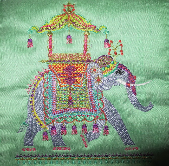 Jodhpur Machine Embroidery Designs