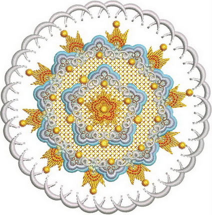 Manchu Machine Embroidery Designs