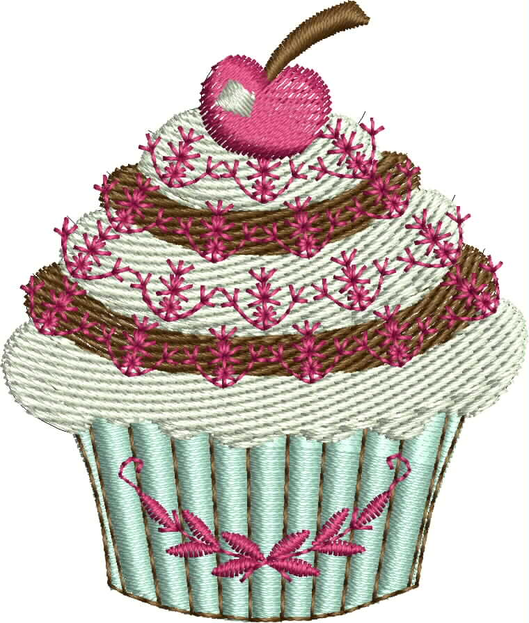 Candy Love Machine Embroidery Designs