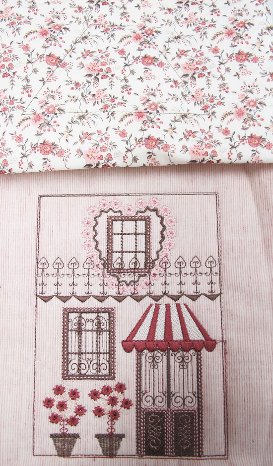 Country Chic Machine Embroidery Designs