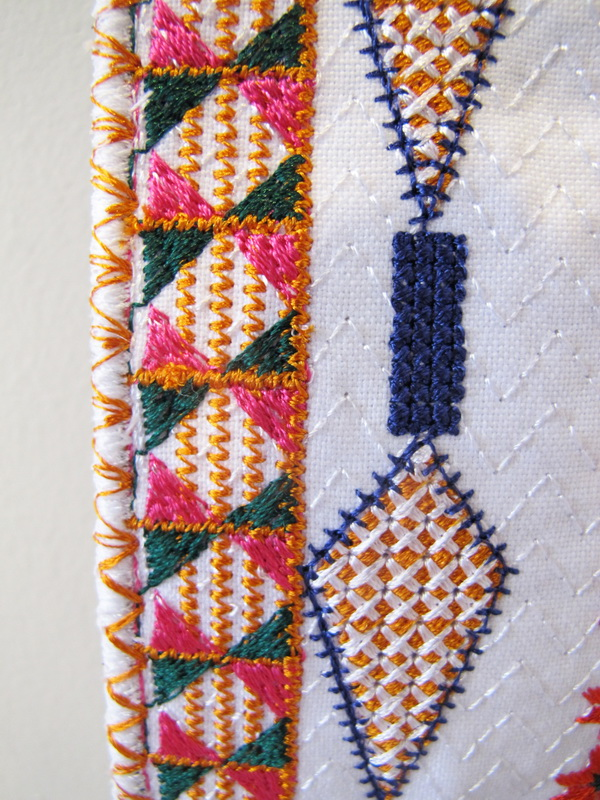 Wall hanging embroidery designs Australia