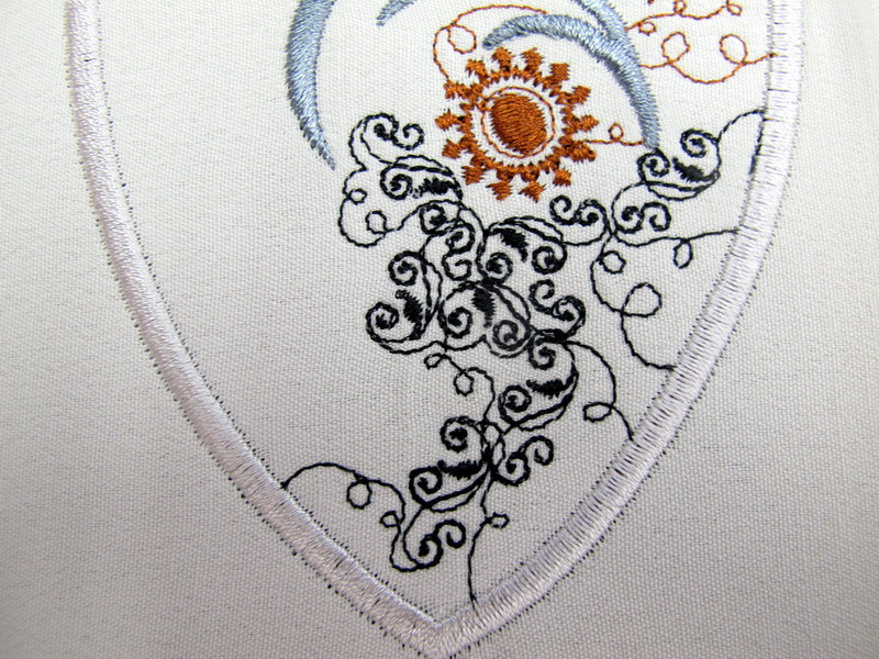 Dipti Machine Embroidery Designs