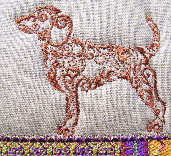 Dogs Machine Embroidery Designs