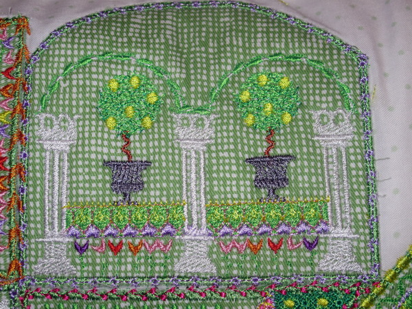 Four Seasons - Spring Machine Embroidery Designs