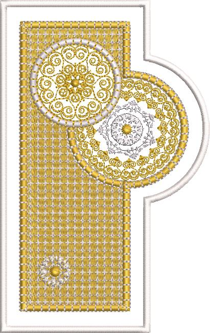 Grand Entrance Machine Embroidery Designs