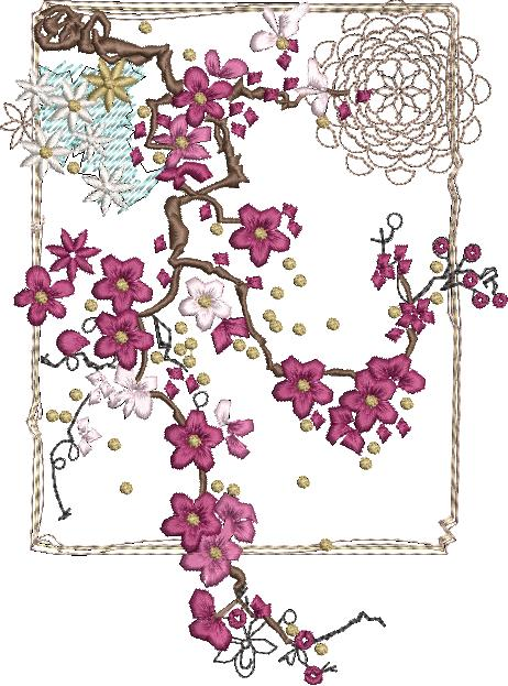 In the Air Machine Embroidery Designs