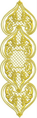 Modern Classic Machine Embroidery Designs