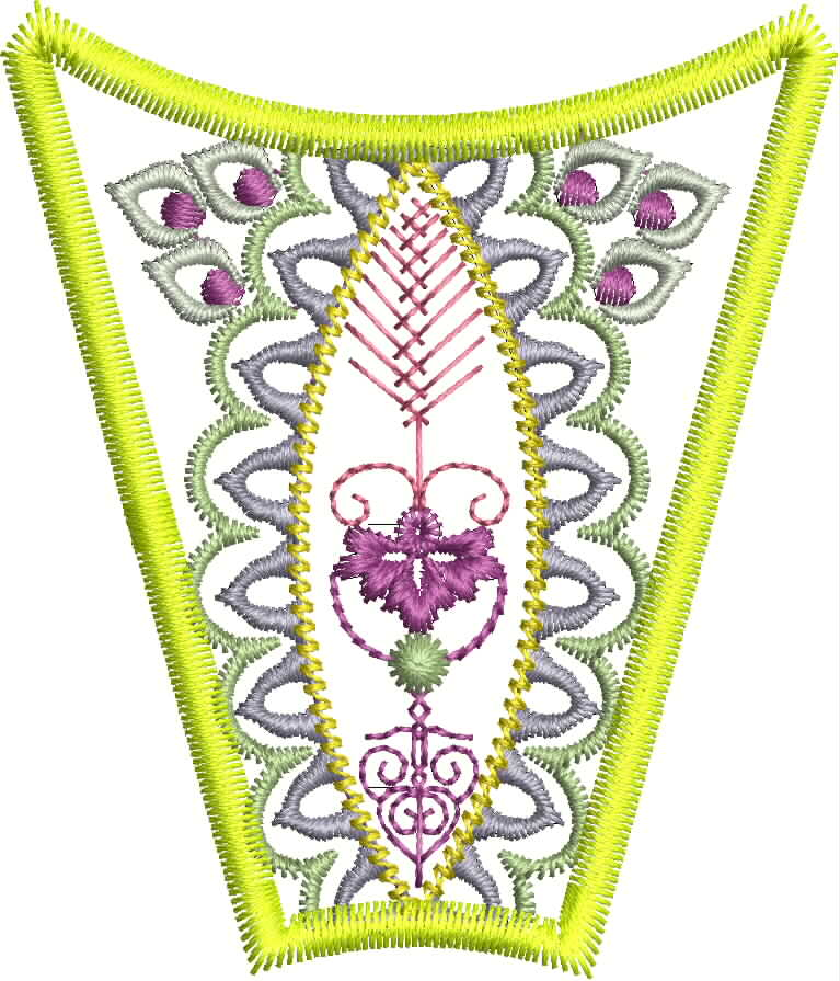Scene Stealing Machine Embroidery Designs