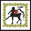 Free Centaur Machine Embroidery Designs