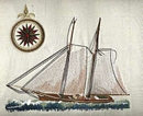Maritime Machine Embroidery Design Instructions