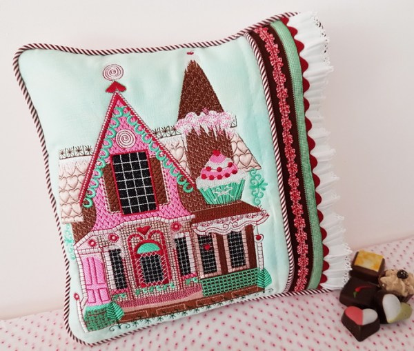 Candy Love Machine Embroidery Designs by Stitchingart