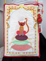 Syrian Cats Machine Embroidery Designs