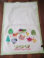 Farm Yard Machine Embroidery Designs