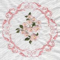 Romance Machine Embroidery Designs