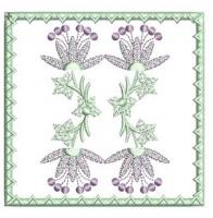 Floss Machine Embroidery Designs