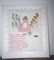 Mary Mary Machine Embroidery Designs