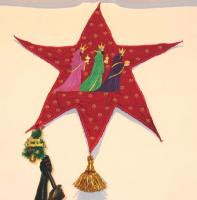 3 Wise Men Machine Embroidery Designs